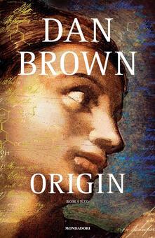 Origin - Dan Brown - copertina