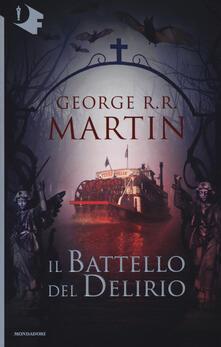 Il battello del delirio - George R. R. Martin - copertina
