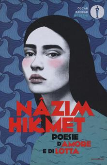 Poesie d'amore e di lotta - Nazim Hikmet - copertina
