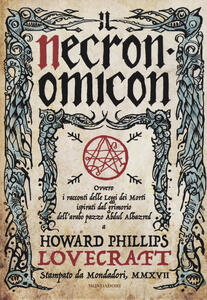 Necronomicon - Howard P. Lovecraft - copertina