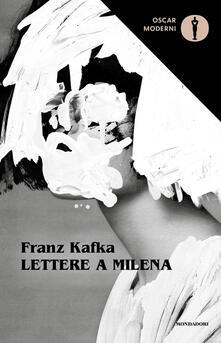 Lettere a Milena - Franz Kafka - copertina