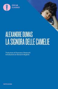 La signora delle camelie - Alexandre (figlio) Dumas - copertina