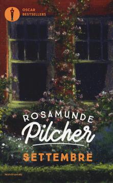 Settembre - Rosamunde Pilcher - copertina