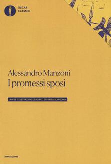 I promessi sposi (rist. anast. Milano, 1840) - Alessandro Manzoni - copertina