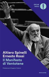 Il manifesto di Ventotene - Altiero Spinelli,Ernesto Rossi - copertina
