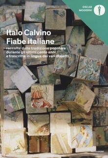 Fiabe italiane - Italo Calvino - copertina