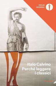 Perché leggere i classici - Italo Calvino - copertina
