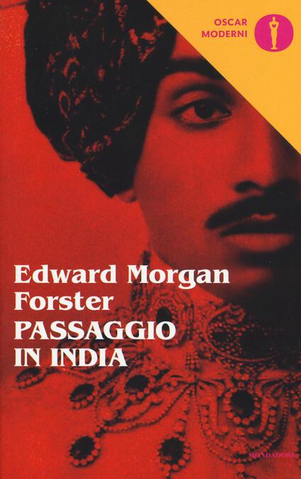 Passaggio in India - Edward Morgan Forster - copertina