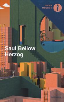 Herzog - Saul Bellow - copertina
