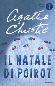 Il Natale di Poirot - Agatha Christie - copertina