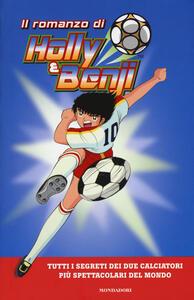 Il romanzo di Holly e Benji - copertina