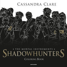 Museomemoriaeaccoglienza.it Shadowhunters. The mortal instruments. Coloring book Image