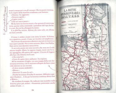 La sfolgorante luce di due stelle rosse. Il caso dei quaderni di Viktor e Nadya - Davide Morosinotto - 2