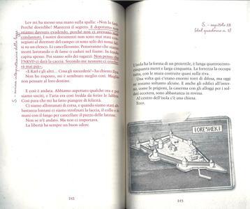 La sfolgorante luce di due stelle rosse. Il caso dei quaderni di Viktor e Nadya - Davide Morosinotto - 5