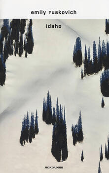 Idaho - Emily Ruskovich - copertina