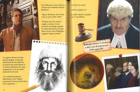 Paddington 2. La storia con le immagini del film. Ediz. a colori - Stella Gurney - 3