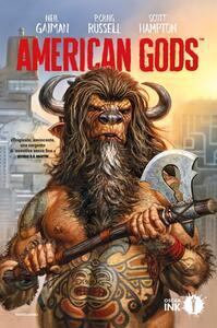 American Gods. Vol. 1: Le ombre