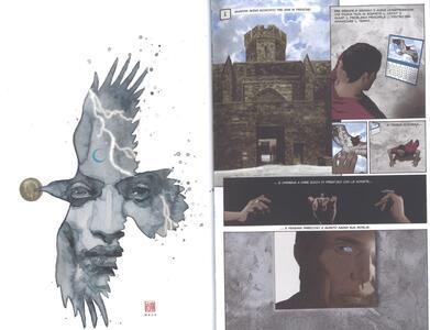 American Gods. Vol. 1: Le ombre - Neil Gaiman,P. Craig Russell - 2