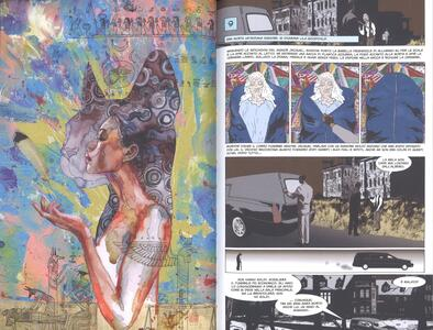American Gods. Vol. 1: Le ombre - Neil Gaiman,P. Craig Russell - 5