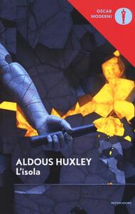 L' isola - Aldous Huxley - copertina
