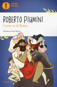 I 7 re di Roma - Roberto Piumini - copertina