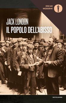 Il popolo dell'abisso - Jack London - copertina