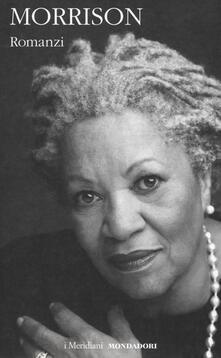 Romanzi - Toni Morrison - copertina