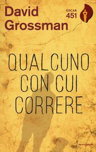Qualcuno con cui correre - David Grossman - copertina