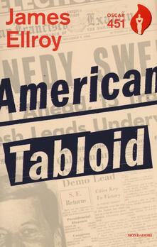 American tabloid - James Ellroy - copertina