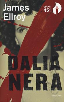 Dalia nera - James Ellroy - copertina