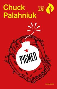 Pigmeo - Chuck Palahniuk - copertina