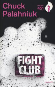 Fight club - Chuck Palahniuk - copertina
