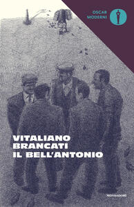 Il bell'Antonio - Vitaliano Brancati - copertina