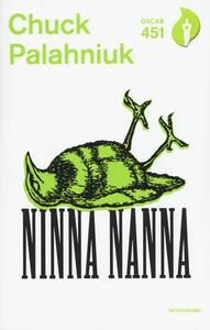 Ninna nanna. Con Segnalibro - Chuck Palahniuk - copertina
