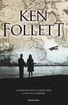 Premioquesti.it War trilogy: La cruna dell'ago-Le gazze ladre-Il volo del calabrone Image