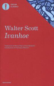 Ivanhoe - Walter Scott - copertina