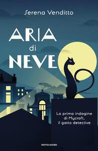 Aria di neve - Serena Venditto - copertina