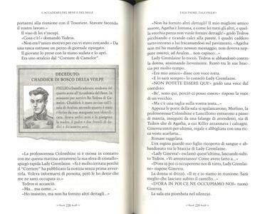 Missione per la gloria. L'accademia del bene e del male. Vol. 4 - Soman Chainani - 4
