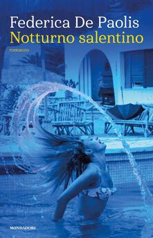 Notturno salentino - Federica De Paolis - copertina