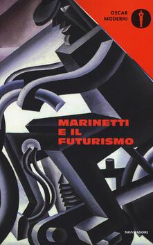 Marinetti e il futurismo - copertina
