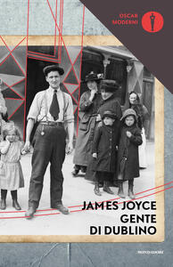 Gente di Dublino - James Joyce - copertina