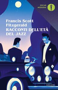 Racconti dell'età del jazz - Francis Scott Fitzgerald - copertina