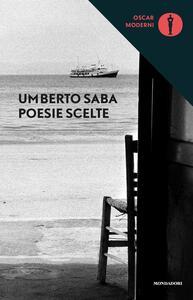 Poesie scelte - Umberto Saba - copertina