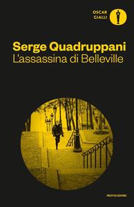 L' assassina di Belleville - Serge Quadruppani - copertina