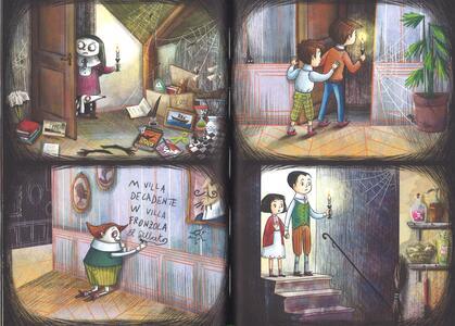 Mortina e l'odioso cugino. Ediz. a colori - Barbara Cantini - 4