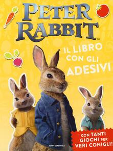 Winniearcher.com Peter Rabbit. Il libro con gli adesivi Image