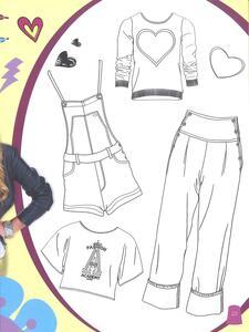 Stilista come te! Maggie & Bianca. Fashion Friends. Ediz. a colori - 5