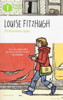 Professione spia - Louise Fitzhugh - copertina