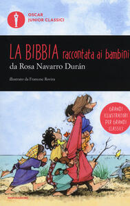 La Bibbia raccontata ai bambini - Rosa Navarro Durán - copertina