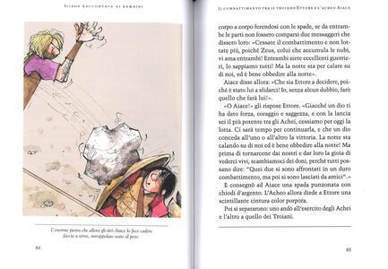 Iliade raccontata ai bambini. Ediz. a colori - Rosa Navarro Durán - 3